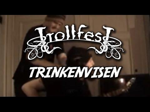 Tekst piosenki Trollfest - Trinkenvisen po polsku