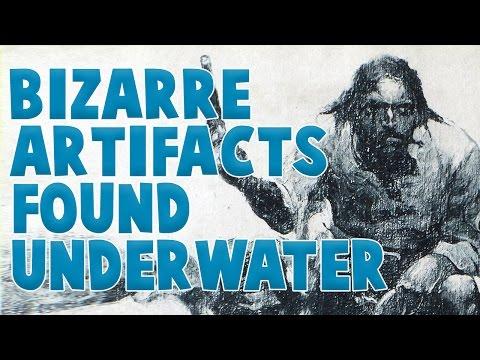 Bizarre Artifacts Found Underwater