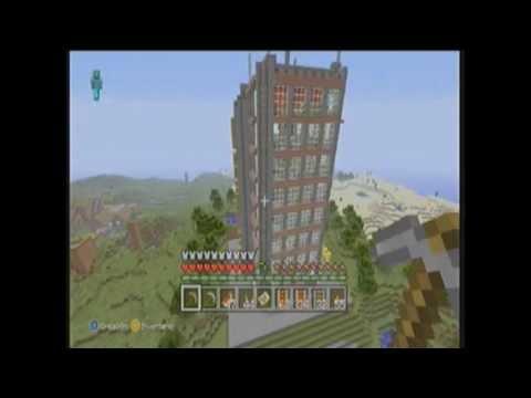 Minecraft Xbox 360, Tutorial ¿Cómo Volar en Supervivencia?!! :D!!