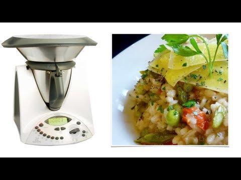 video ricetta: bimby - risotto alle verdure
