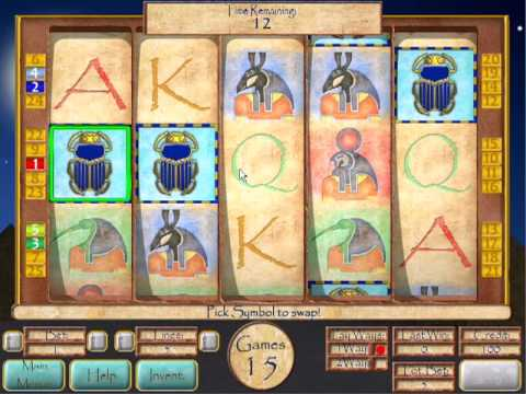 Video of Slot Tales ScarabaeusScatter