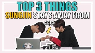 Video WHAT IS DAY6 SUNGJIN ALLERGIC TO? | #1000DaysWithDAY6 MP3, 3GP, MP4, WEBM, AVI, FLV Juli 2018