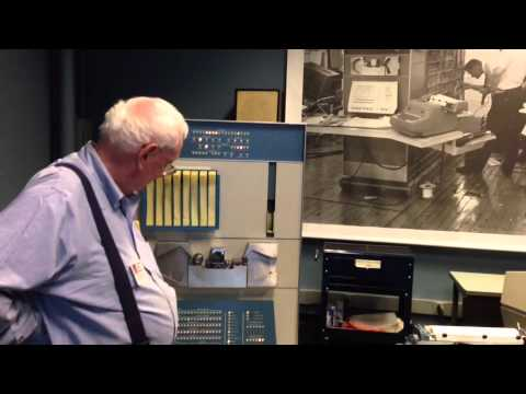 Dec PDP-1 Playing Music