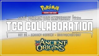 """Ancient Origins"" - HoopsandHipHop - (Pokémon 20th Anniversary TCG Collaboration Day 65) #Poké by HoopsandHipHop"