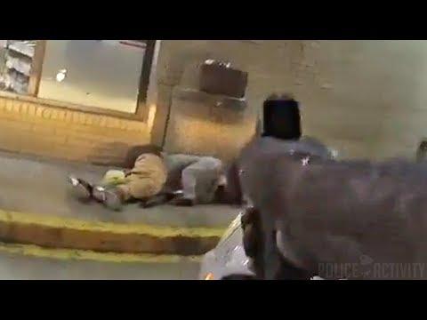 Офицер полиции застрелил грабителя в США