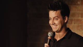 I GOT QUESTIONS, the debut comedy special from award winning standup comedian John Crist. Visit http://www.johncristcomedy.com for more videos, bio and ...