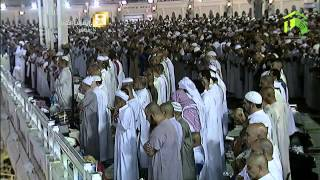 ج1 تهجد ليلة 27 رمضان 1435 من الحرم المكي - الشيخ سعود الشريم HD