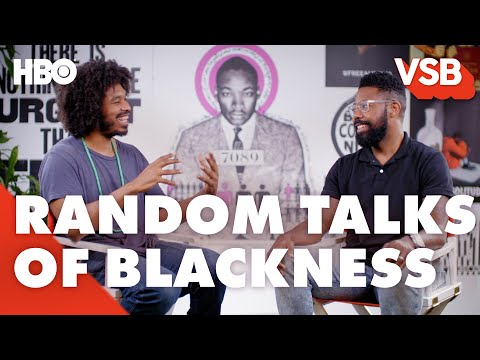 "White People As A Punch Line: VSB Talks Black Ass S**t W/ HBO's ""Random Act of Flyness"" Creator"