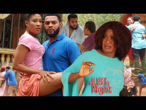 Just A Night 1&2  - Mercy Johnson 2018 Latest Nigerian Nollywood Movie/African Movie/Family Movie HD
