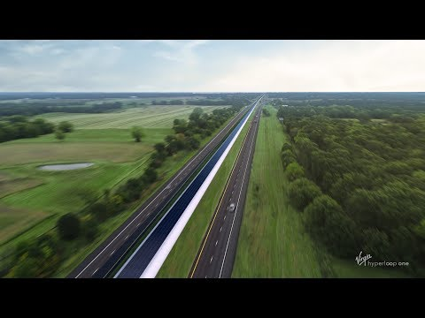 Missouri Completes the First-Ever Feasibility Study of a Hyperloop in U.S. for the I-70 Corridor