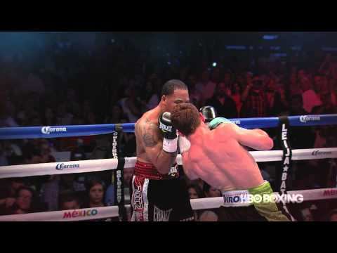 alvarez vs kirkland highlights & knockout hd