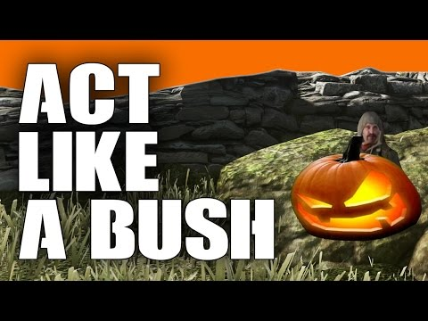 Bush - Thumbs up for this Halloween Special! Thanks for watching! Dylan: https://www.youtube.com/MrDylanTee ActLikeABush: http://youtube.com/actlikeabush Join the Hidden Masters! - http://bit.ly/hiddenma ...