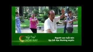 Thông Tin Sức Khỏe Cho Người Cao Tuổi - Thành Phố Hôm Nay [HTV9 -- 10.05.2014]