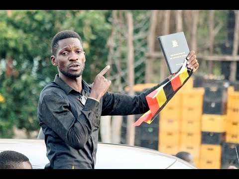 "BREAKING NEWS: Driver to MP Bobi Wine shot dead, says ""police think they've shot me"""