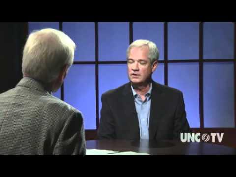 Bookwatch  Gary Pearce   UNC-TV