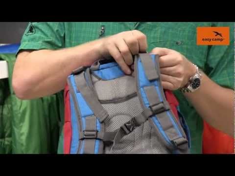 Відеоогляд рюкзака Easy Camp Dayhiker 25 Blue