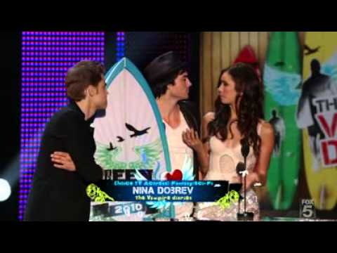 TVD @Teen Choice Awards 2010