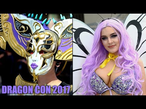 Dragon Con 2017's Best Cosplay
