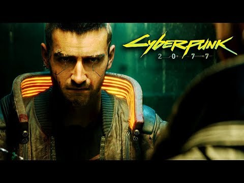 Cyberpunk 2077  Official Cinematic Trailer  E3 2019
