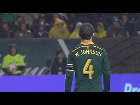 Video: Will Johnson happy to be in Portland for a while | 2014 Timbers Training