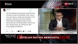 Video Tanggapi Kasus Hoax Ratna Sarumpaet, Begini Kata Politisi PAN - Spesial Report 04/10 MP3, 3GP, MP4, WEBM, AVI, FLV Januari 2019