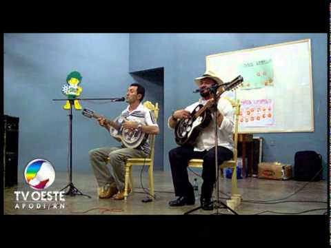 Cantoria  - Zé Viola e Edmilson Ferreira - José da Penha - RN - 07.08.2010 - XI - TV OESTE