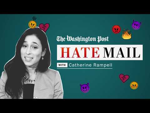 Washington Post Hate Mail: Catherine Rampell