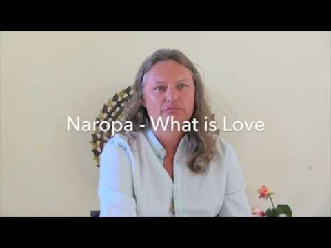 Naropa about love