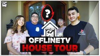 OFFLINETV SEASON 2 PREMIERE   HOUSE TOUR & MEET THE CAST ft. POKI, TOAST, LILY, FED, & SCARRA