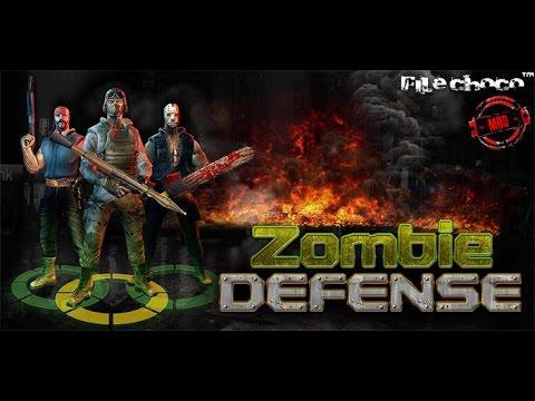 Zombie Defense. Новый гибрид тактики в реальном времене.