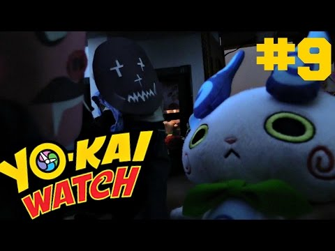 Yokai watch plush - Episode 9 The Purge