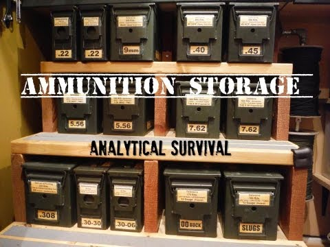 Ammunition Storage