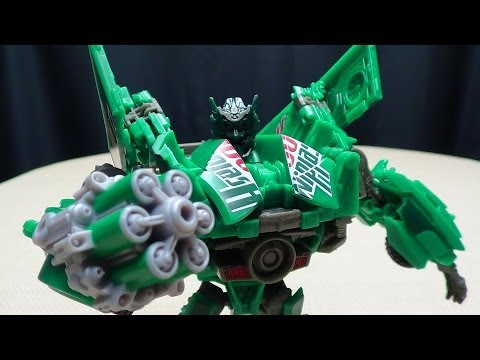 Takara Age of Extinction/Lost Age Deluxe DISPENSOR: EmGo's Transformers Reviews N' Stuff