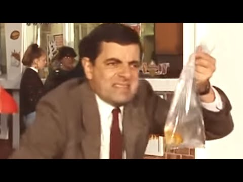 Fish Leak  Funny Clips  Mr Bean Official