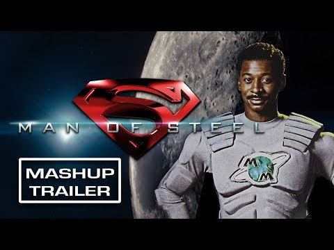 Man of Steel | The Meteor Man - [Mashup] Trailer