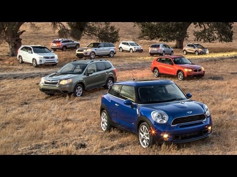 motor trend - On this special episode of Wide Open Throttle, Edward Loh and the Motor Trend gang come to you from the 2014 Motor Trend Sport Utility of the Year competitio...