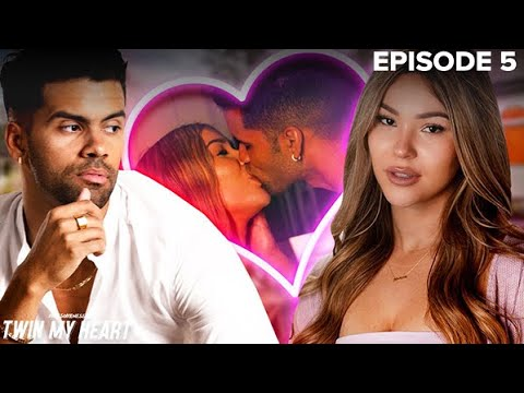 Twin My Heart Season 3 EP 5 - OPENING UP about my BABY to Nate Wyatt *ELIMINATION | AwesomenessTV