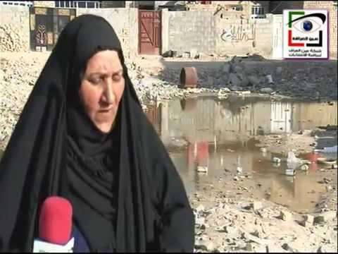 جانب من استطلاعات الرأي التي اقامته شبكة عين العراق في عموم العراق
