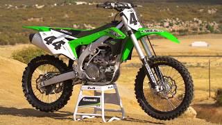 5. 2018 Kawasaki KX450F | Dirt Rider 450 MX Shootout