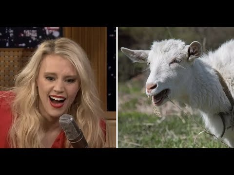 I Can't Goat Enough Of Kate McKinnon Screaming Like A Goat