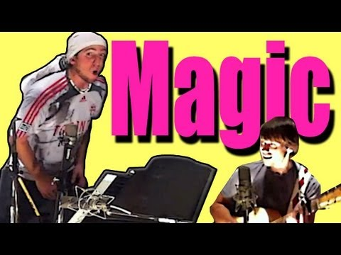 Magic – [walk Off The Earth] B.o.b. Cover