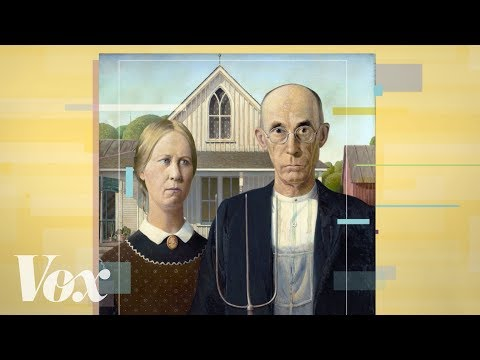 Vox: How American Gothic became an icon.