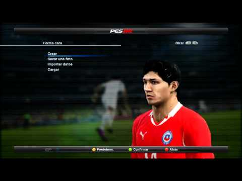 Camilohunter Ver Video Chile Real Face Pes 2012 Chile Faces Pes 2012