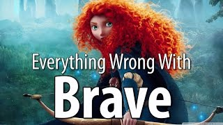 Video Everything Wrong With Brave In 13 Minutes Or Less MP3, 3GP, MP4, WEBM, AVI, FLV Juni 2018