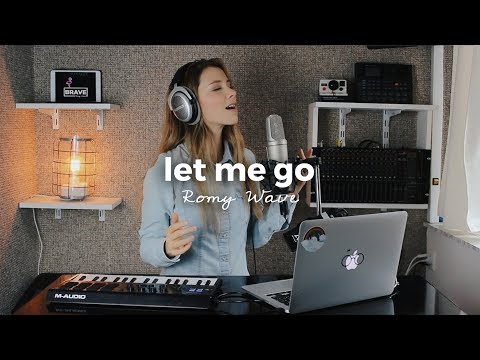 Video Let Me Go - Hailee Steinfeld, Alesso | Romy Wave loop cover download in MP3, 3GP, MP4, WEBM, AVI, FLV January 2017