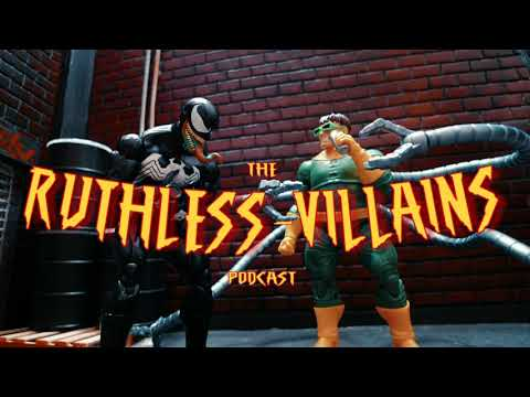The Ruthless Villains Podcast - Episode #1