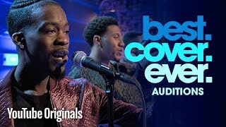 "The Auditions: HIsStory performs their version of ""Blue Ain't Your Color"" for Keith Urban"