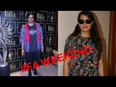 Richa Chadda | Ali Fazal | At IIFA Voting Weekend