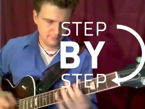 Jazz Guitar Scales: How to Play Patterns – Don't use Patterns! (try intervals instead)