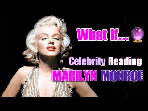 Marilyn Monroe - Celebrity Tarot Reading | WHAT IF...